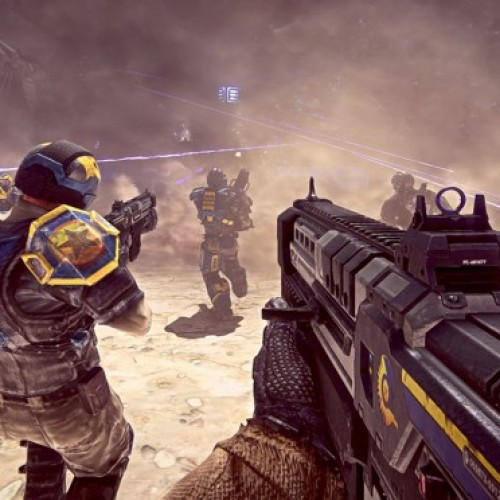 E3 2014: Planetside 2 for the PS4 runs on PC Ultra settings