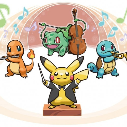 The music of Pokémon comes to life with Pokémon: Symphonic Evolutions starting in May