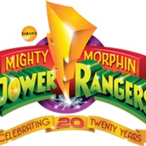 Red Mighty Morphin Power Ranger joins the The 88th Annual Macy's Thanksgiving Day Parade