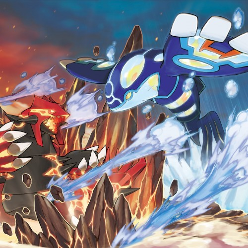 See five new Mega Evolutions from Pokémon Omega Ruby & Alpha Sapphire