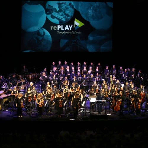 rePLAY: Symphony of Heroes video game concert heads to Anime Expo in LA