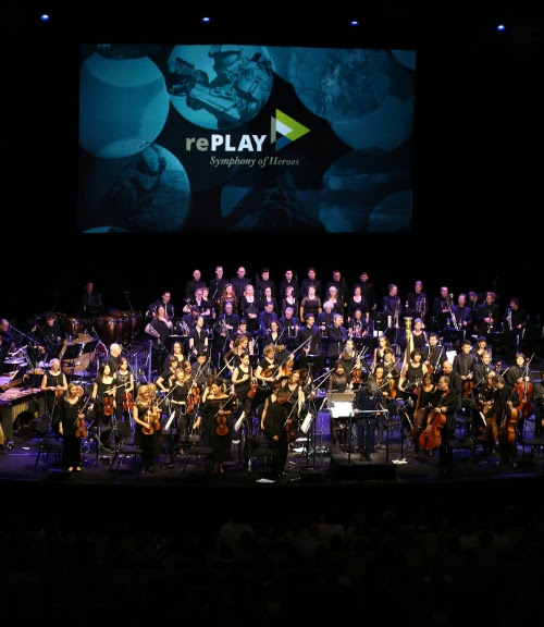 If Youre A Fan Of Video Game Music Then You Owe It To Yourself Check Out RePLAY Syphony Heroes From The Producers Legend Zelda Symphony