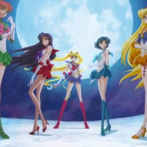 Pretty Guardian Sailor Moon Crystal releases premier trailer