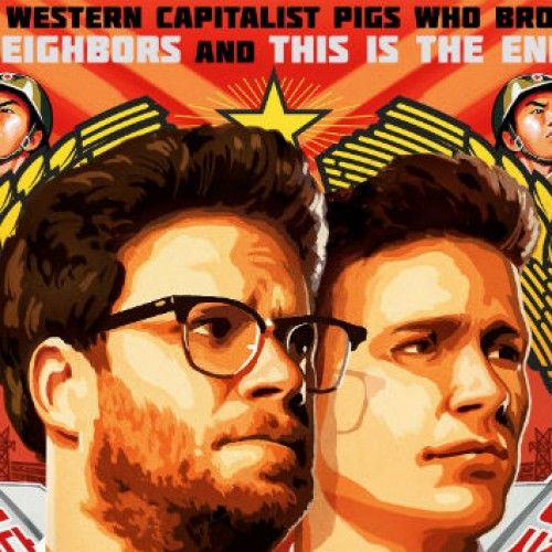 James Franco and Seth Rogen's movie could start World War III with North Korea