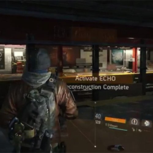 E3 2014: Tom Clancy's The Division gets a new MP trailer