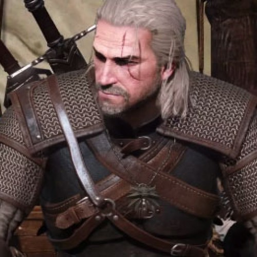 Witcher 3 has many sex scenes, yet Geralt has no junk