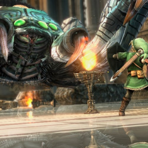 E3 2014: New Legend of Zelda trailer compared to the 2011 HD tech demo