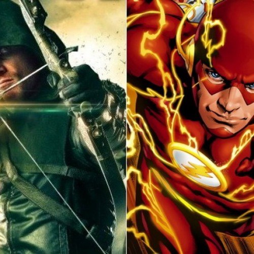 New trailer for The Flash, plus Arrow will get a suit upgrade in Season 3