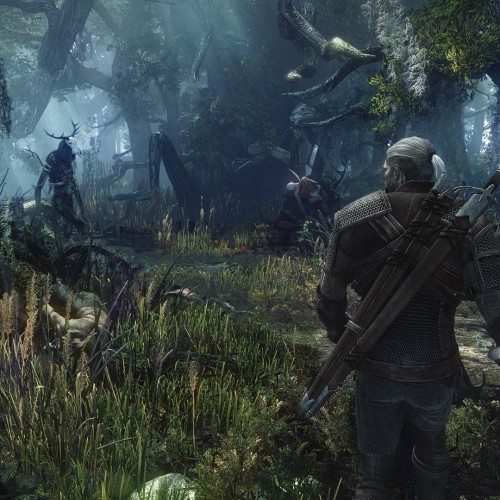 E3 2014: The Witcher 3 gameplay video