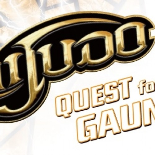 Let's take a look at the newest Kaijudo set Quest For The Gauntlet