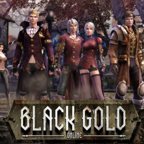 E3 2014: Theres gold in Black Gold Online