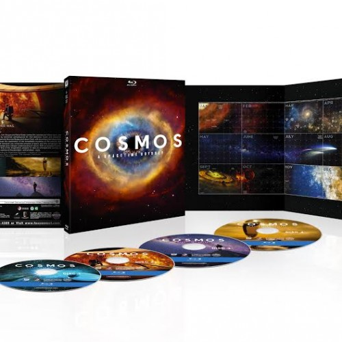 Contest: Winner announced for Cosmos Blu-ray Giveaway