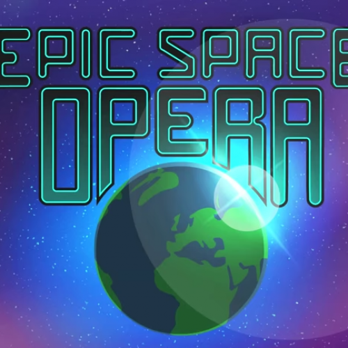'Epic Space Opera' coming to Mashed!
