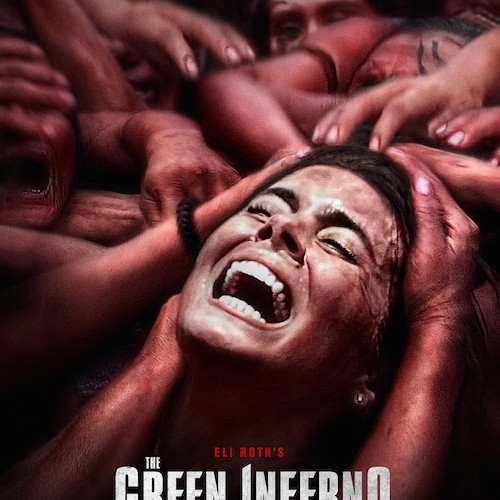 The Green Inferno debuts full-length trailer