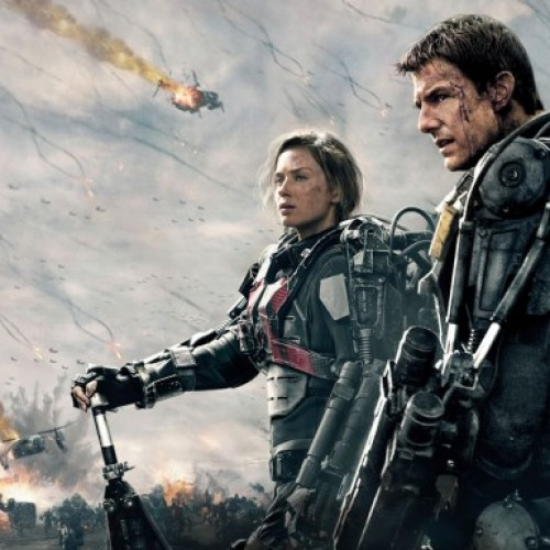 Edge of Tomorrow (video review)