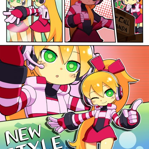 Comcept shows new Mighty No. 9 gameplay footage and details Call