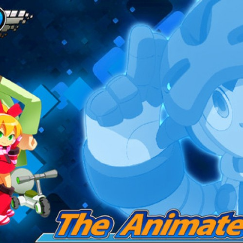 Mighty No. 9 – The Animated Series announced at Anime Expo 2014