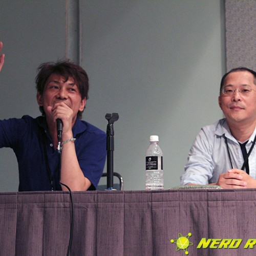 AX 2014: Sunrise Announcement Panel