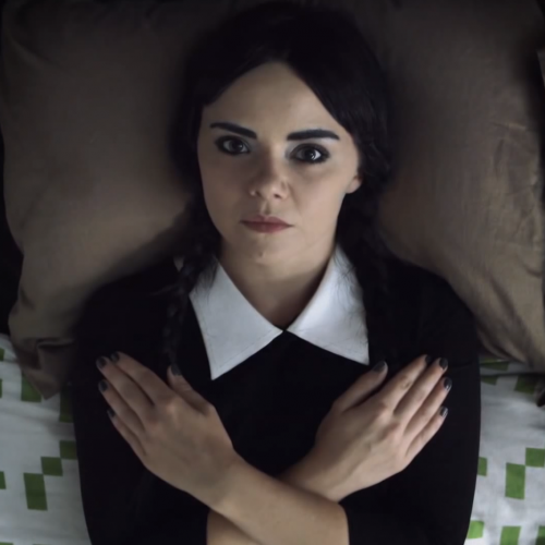 'Adult Wednesday Addams' leaves the nest in this web series