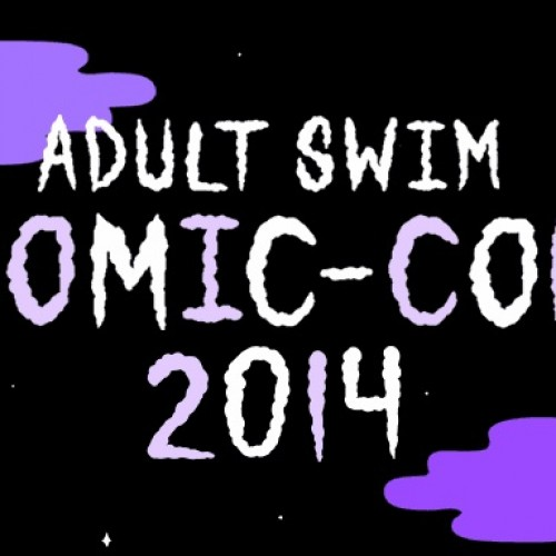 Adult Swim is bringing the Fan Reward Program to Comic-Con