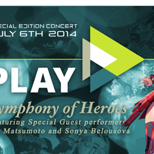 AX 2014 – rePlay: Symphony of Heroes concert review