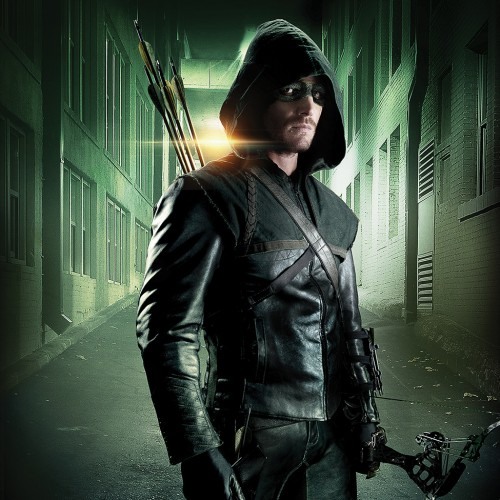 Stephen Amell to host Comic-Con's Hall H DC TV Universe panel