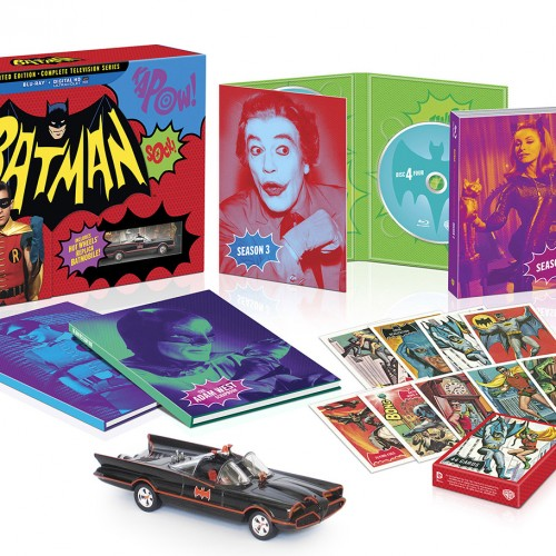 SDCC 2014: Batman The Complete Television Series arrives on Blu-ray November 11th