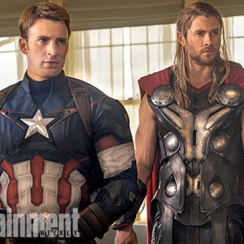 8 new stills unleashed from Avengers: Age of Ultron