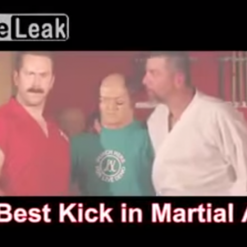Remember to bring your sports cup to this martial arts demonstration
