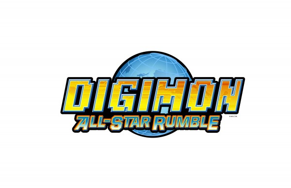 DIGIMON All Star Rumble LOGO