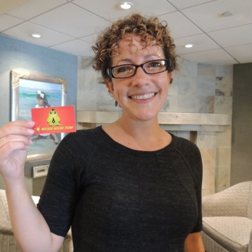 SDCC 2014: Guardians of the Galaxy's Nicole Perlman