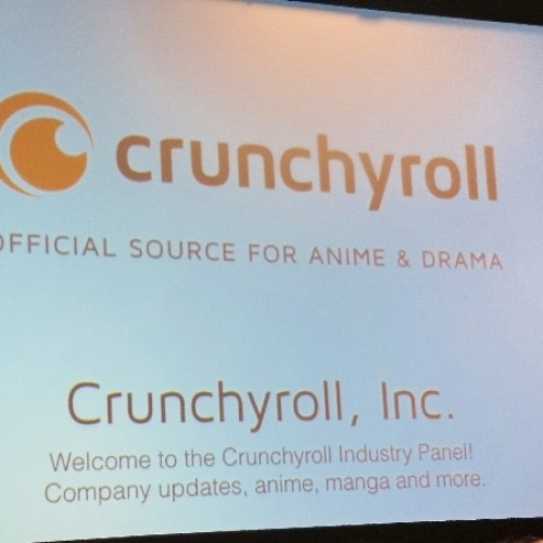 AX 2014: Crunchyroll panel coverage