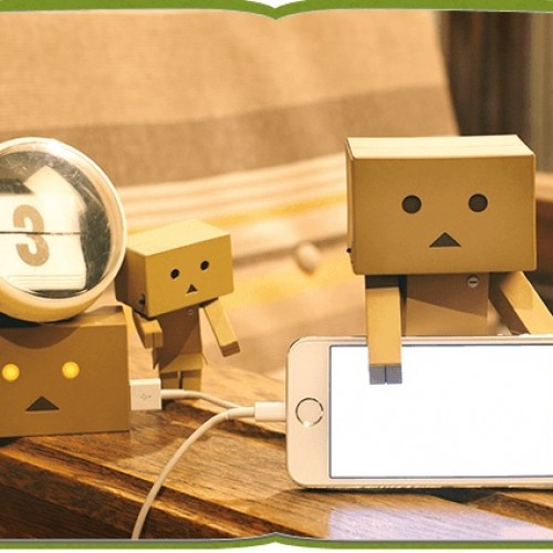Review: Cheero Danbo charger