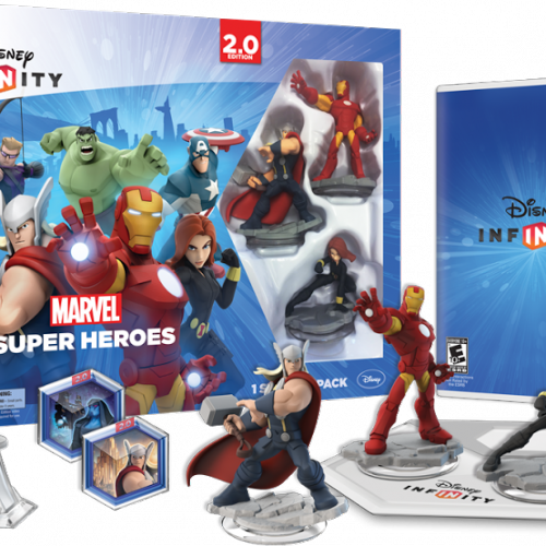 Interview with Disney Infinity: Marvel Super Heroes' executive producer John Vignocchi