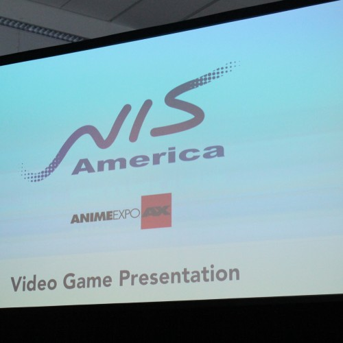 Anime Expo 2014 – NIS America announces three new video game titles