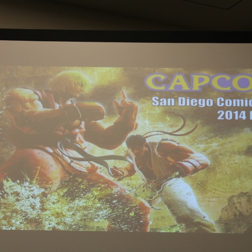 SDCC 2014: Street Fighter Panel