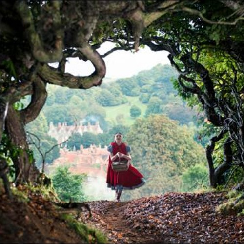 Disney puts a modern twist on fairy tales with new 'Into the Woods' trailer