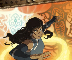 Legend of Korra - Book 2 DVD_00