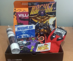 Loot Crate 17