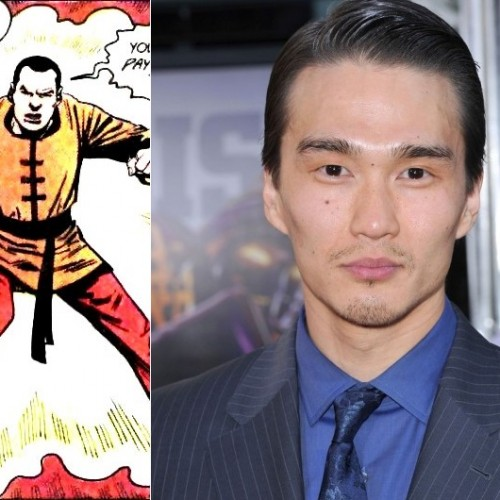 Karl Yune joins Arrow cast as Oliver's mentor