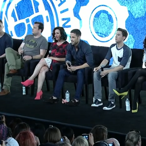 Nerd HQ: Conversations for a Cause: Orphan Black