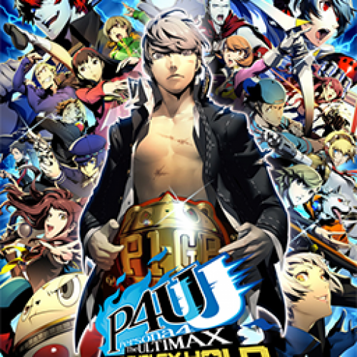 Persona 4 Arena Ultimax at AX 2014
