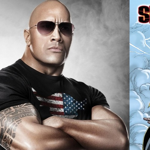 Dwayne 'The Rock' Johnson will play a Superman-type character for DC