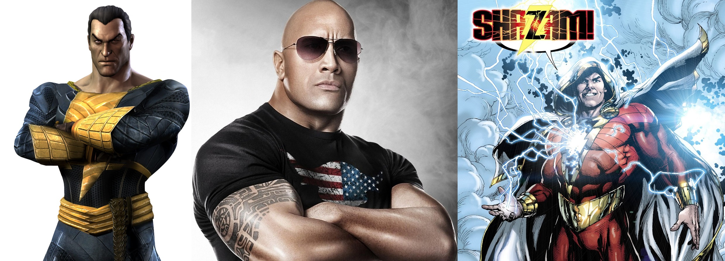 Dwayne 'The Rock' Johnson will play a Superman-type