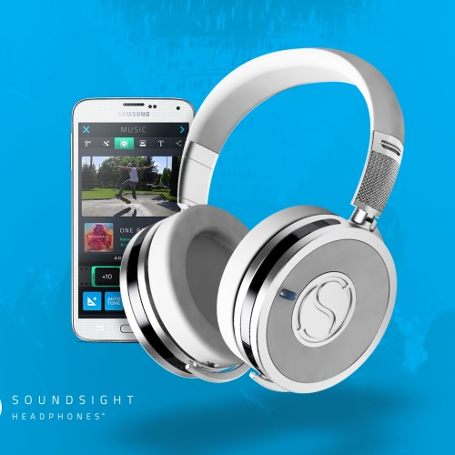 Soundsight Headphones, a new level of wearable tech