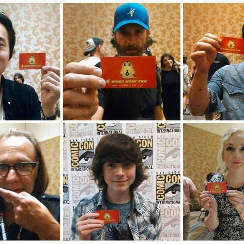 SDCC 2014: The Walking Dead's cast and crew talk about season 5