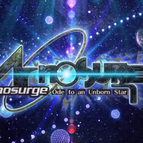 Ar NoSurge: Ode To an Unborn Star official trailer
