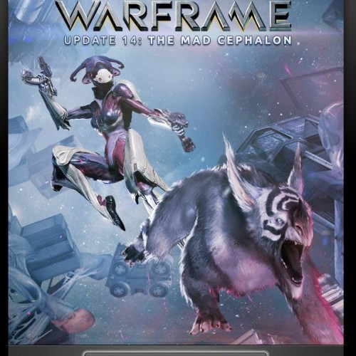 Warframe (MMO) new UI, new prologue