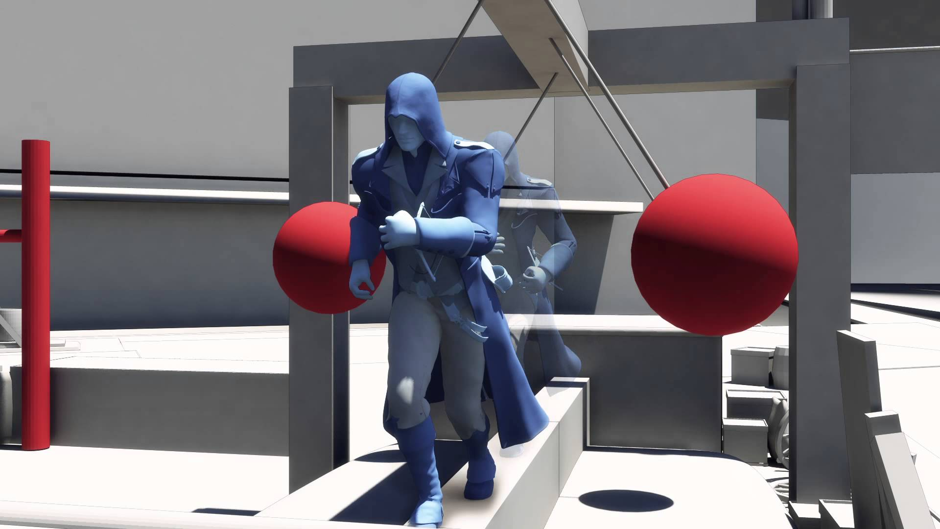 assassin's creed parkour experience