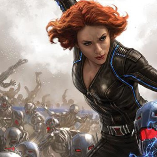 Robert Downey Jr thinks Black Widow deserves her own film